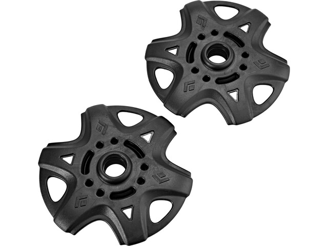 Black Diamond Powder Baskets, black